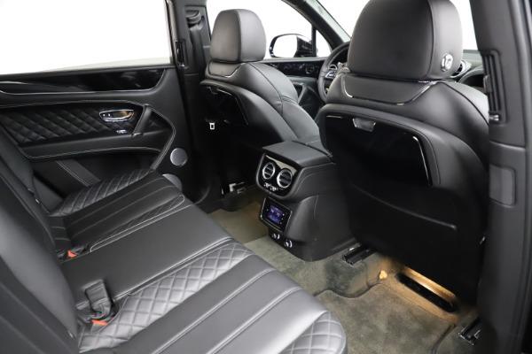 Used 2017 Bentley Bentayga W12 for sale $139,900 at Maserati of Westport in Westport CT 06880 28