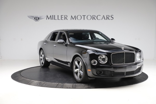 Used 2016 Bentley Mulsanne Speed for sale $157,900 at Maserati of Westport in Westport CT 06880 10