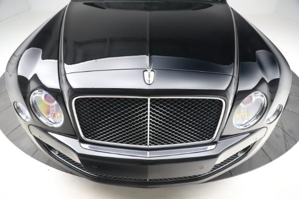 Used 2016 Bentley Mulsanne Speed for sale $157,900 at Maserati of Westport in Westport CT 06880 12