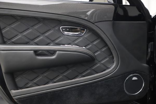 Used 2016 Bentley Mulsanne Speed for sale $157,900 at Maserati of Westport in Westport CT 06880 15