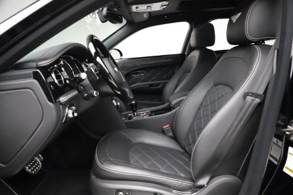 Used 2016 Bentley Mulsanne Speed for sale $157,900 at Maserati of Westport in Westport CT 06880 17