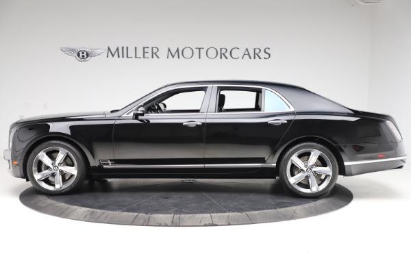 Used 2016 Bentley Mulsanne Speed for sale $157,900 at Maserati of Westport in Westport CT 06880 2