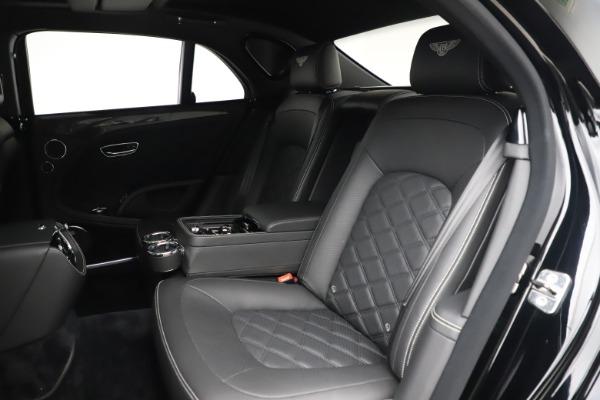 Used 2016 Bentley Mulsanne Speed for sale $157,900 at Maserati of Westport in Westport CT 06880 22