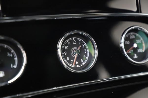 Used 2016 Bentley Mulsanne Speed for sale $157,900 at Maserati of Westport in Westport CT 06880 25