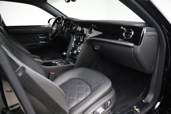 Used 2016 Bentley Mulsanne Speed for sale $157,900 at Maserati of Westport in Westport CT 06880 26