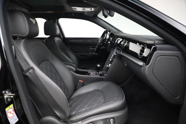 Used 2016 Bentley Mulsanne Speed for sale $157,900 at Maserati of Westport in Westport CT 06880 27
