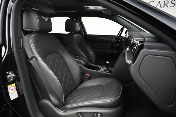 Used 2016 Bentley Mulsanne Speed for sale $157,900 at Maserati of Westport in Westport CT 06880 28