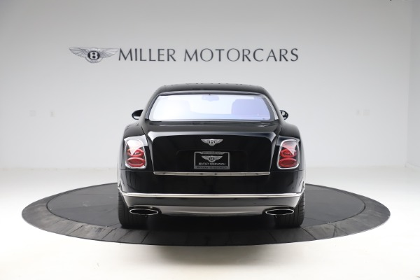 Used 2016 Bentley Mulsanne Speed for sale $157,900 at Maserati of Westport in Westport CT 06880 5