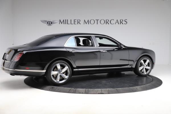 Used 2016 Bentley Mulsanne Speed for sale $157,900 at Maserati of Westport in Westport CT 06880 7