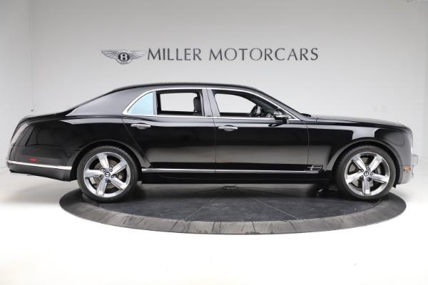 Used 2016 Bentley Mulsanne Speed for sale $157,900 at Maserati of Westport in Westport CT 06880 8