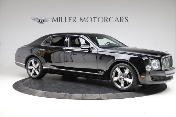 Used 2016 Bentley Mulsanne Speed for sale $157,900 at Maserati of Westport in Westport CT 06880 9