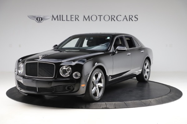 Used 2016 Bentley Mulsanne Speed for sale $157,900 at Maserati of Westport in Westport CT 06880 1