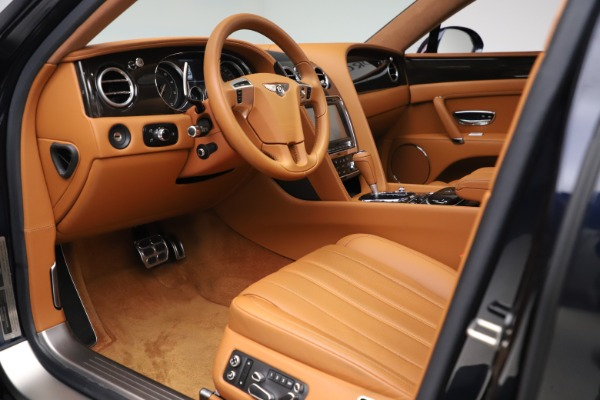 Used 2016 Bentley Flying Spur V8 for sale $119,900 at Maserati of Westport in Westport CT 06880 17