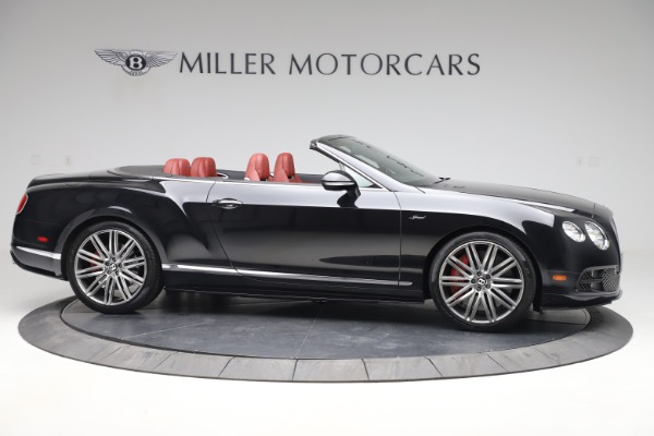 Used 2015 Bentley Continental GTC Speed for sale $129,900 at Maserati of Westport in Westport CT 06880 10