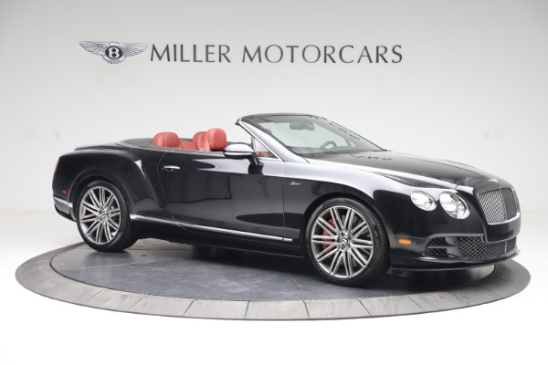 Used 2015 Bentley Continental GTC Speed for sale $129,900 at Maserati of Westport in Westport CT 06880 11
