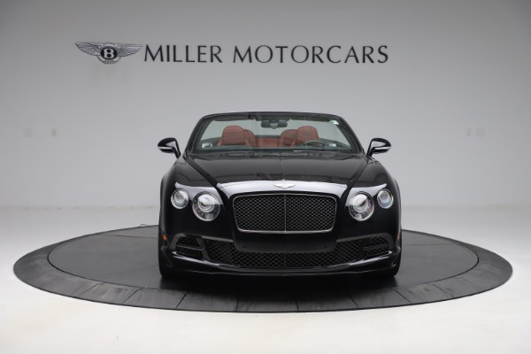 Used 2015 Bentley Continental GTC Speed for sale $129,900 at Maserati of Westport in Westport CT 06880 12