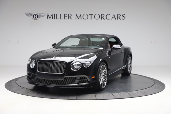 Used 2015 Bentley Continental GTC Speed for sale $129,900 at Maserati of Westport in Westport CT 06880 13