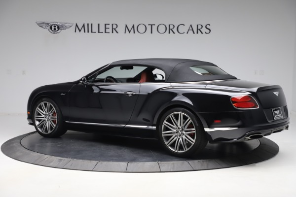 Used 2015 Bentley Continental GTC Speed for sale $129,900 at Maserati of Westport in Westport CT 06880 15