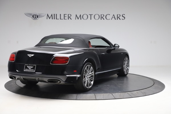 Used 2015 Bentley Continental GTC Speed for sale $129,900 at Maserati of Westport in Westport CT 06880 17