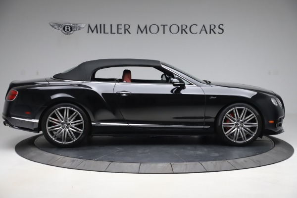 Used 2015 Bentley Continental GTC Speed for sale $129,900 at Maserati of Westport in Westport CT 06880 18
