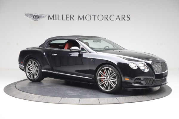 Used 2015 Bentley Continental GTC Speed for sale $129,900 at Maserati of Westport in Westport CT 06880 19
