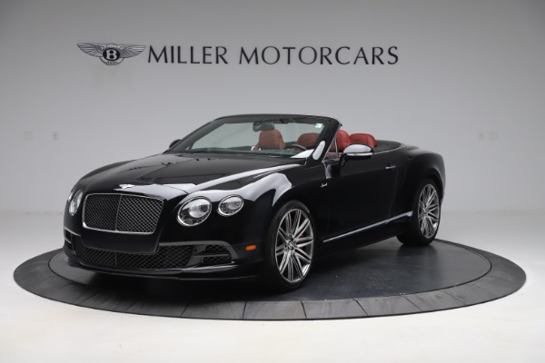 Used 2015 Bentley Continental GTC Speed for sale $129,900 at Maserati of Westport in Westport CT 06880 2