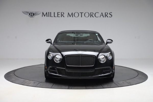 Used 2015 Bentley Continental GTC Speed for sale $129,900 at Maserati of Westport in Westport CT 06880 20