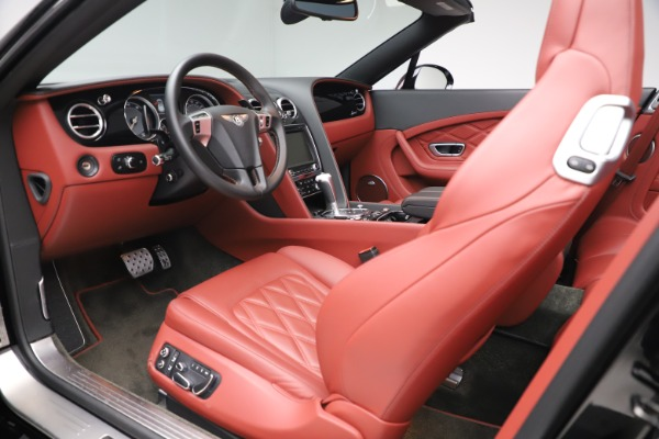 Used 2015 Bentley Continental GTC Speed for sale $129,900 at Maserati of Westport in Westport CT 06880 25