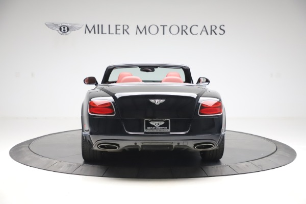 Used 2015 Bentley Continental GTC Speed for sale $129,900 at Maserati of Westport in Westport CT 06880 6