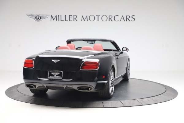 Used 2015 Bentley Continental GTC Speed for sale $129,900 at Maserati of Westport in Westport CT 06880 7