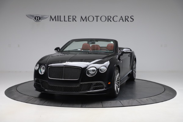 Used 2015 Bentley Continental GTC Speed for sale $129,900 at Maserati of Westport in Westport CT 06880 1