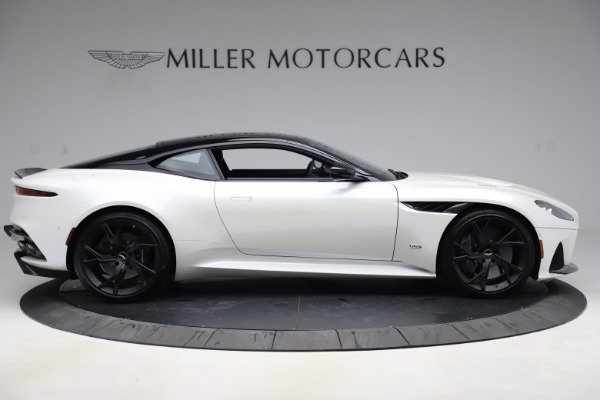 New 2019 Aston Martin DBS Superleggera for sale $345,631 at Maserati of Westport in Westport CT 06880 10