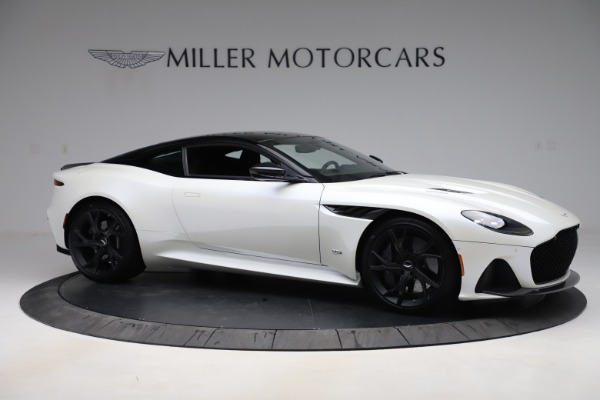 New 2019 Aston Martin DBS Superleggera for sale $345,631 at Maserati of Westport in Westport CT 06880 11