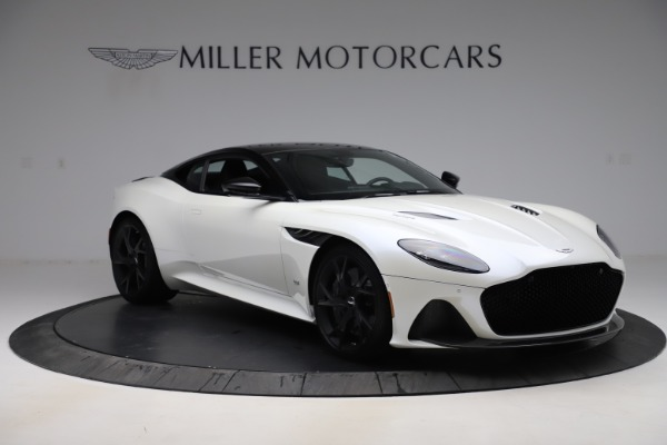 New 2019 Aston Martin DBS Superleggera for sale $345,631 at Maserati of Westport in Westport CT 06880 12