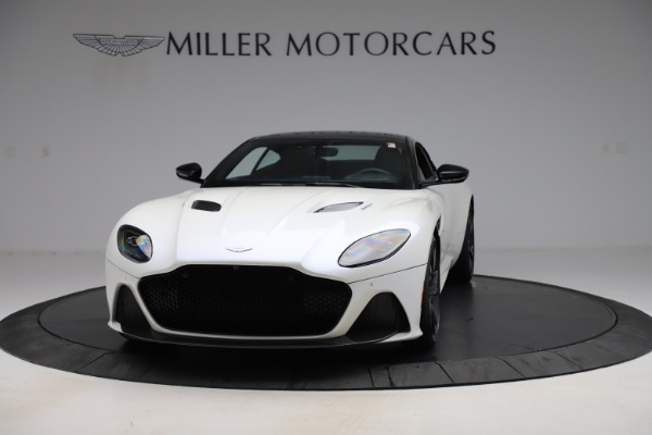 New 2019 Aston Martin DBS Superleggera for sale $345,631 at Maserati of Westport in Westport CT 06880 3