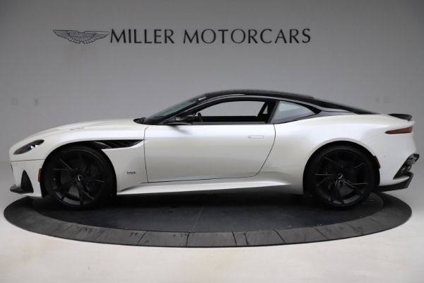 New 2019 Aston Martin DBS Superleggera for sale $345,631 at Maserati of Westport in Westport CT 06880 4