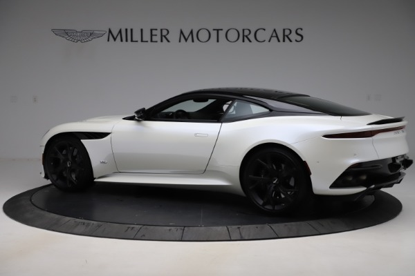 New 2019 Aston Martin DBS Superleggera for sale $345,631 at Maserati of Westport in Westport CT 06880 5