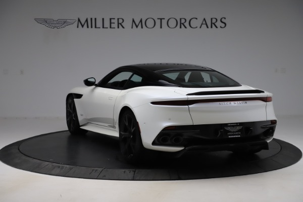New 2019 Aston Martin DBS Superleggera for sale $345,631 at Maserati of Westport in Westport CT 06880 6