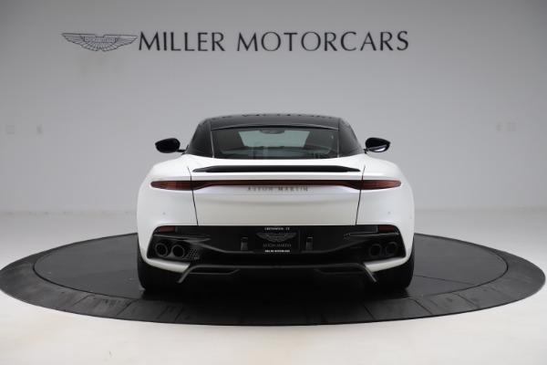 New 2019 Aston Martin DBS Superleggera for sale $345,631 at Maserati of Westport in Westport CT 06880 7