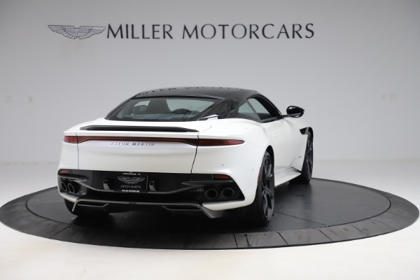 New 2019 Aston Martin DBS Superleggera for sale $345,631 at Maserati of Westport in Westport CT 06880 8