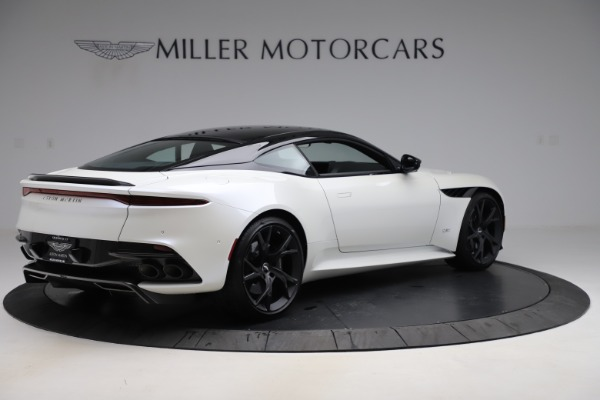 New 2019 Aston Martin DBS Superleggera for sale $345,631 at Maserati of Westport in Westport CT 06880 9
