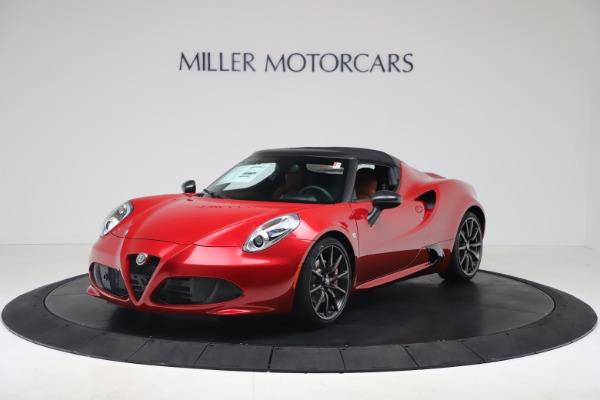 New 2020 Alfa Romeo 4C Spider for sale $82,395 at Maserati of Westport in Westport CT 06880 13