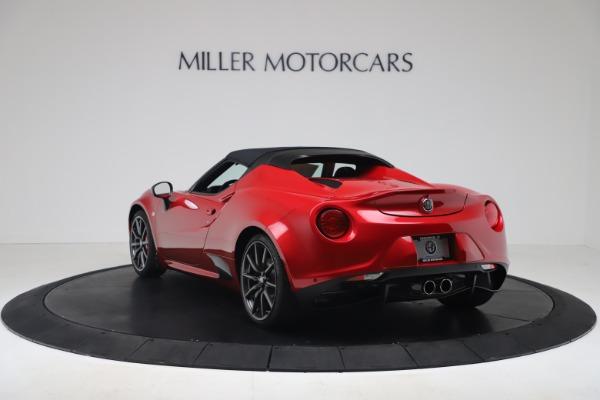 New 2020 Alfa Romeo 4C Spider for sale $82,395 at Maserati of Westport in Westport CT 06880 15
