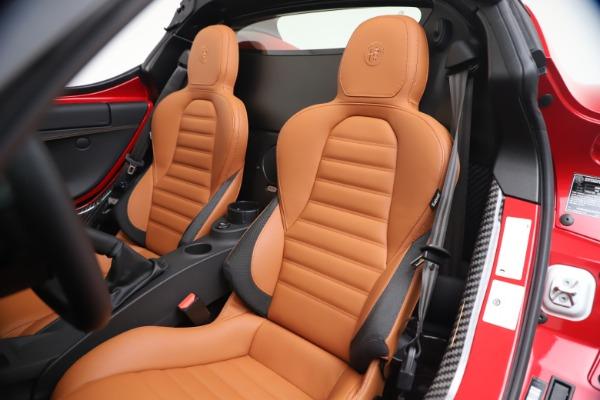 New 2020 Alfa Romeo 4C Spider for sale $82,395 at Maserati of Westport in Westport CT 06880 21