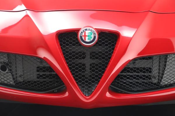 New 2020 Alfa Romeo 4C Spider for sale $82,395 at Maserati of Westport in Westport CT 06880 27