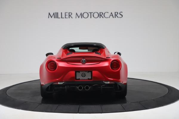 New 2020 Alfa Romeo 4C Spider for sale $82,395 at Maserati of Westport in Westport CT 06880 6