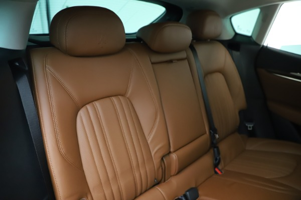 New 2020 Maserati Levante S Q4 GranLusso for sale $96,785 at Maserati of Westport in Westport CT 06880 26