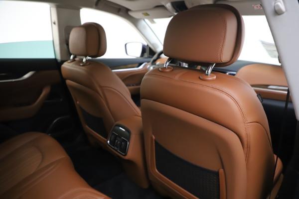 New 2020 Maserati Levante S Q4 GranLusso for sale $96,785 at Maserati of Westport in Westport CT 06880 28