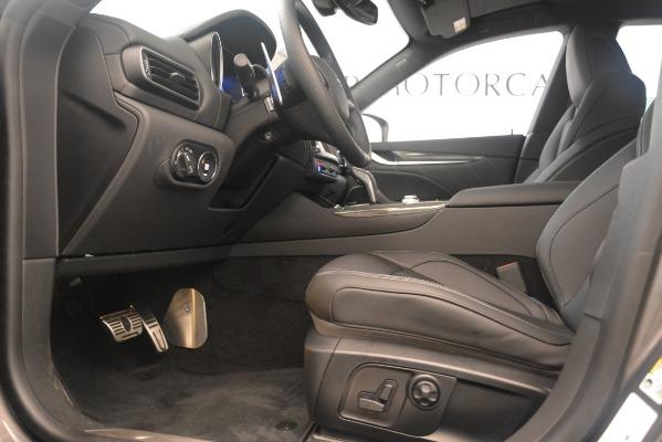 New 2020 Maserati Levante S Q4 GranSport for sale $101,585 at Maserati of Westport in Westport CT 06880 14