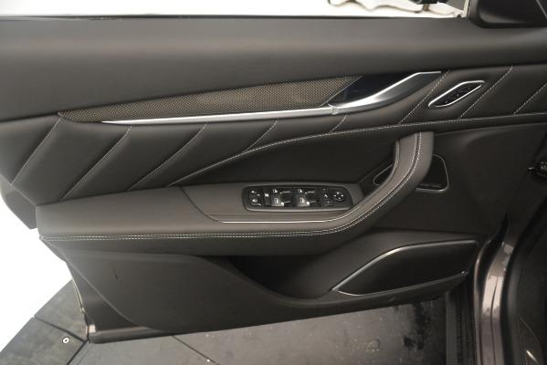 New 2020 Maserati Levante S Q4 GranSport for sale $101,585 at Maserati of Westport in Westport CT 06880 17